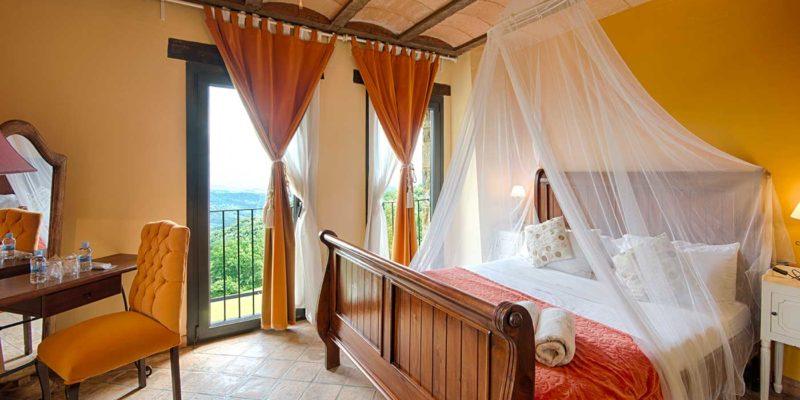 Habitación Naranja Mas Prat - Habitació Taronja Mas Prat
