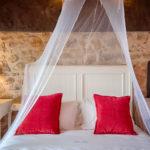 Hotel Mas Prat Habitación roja